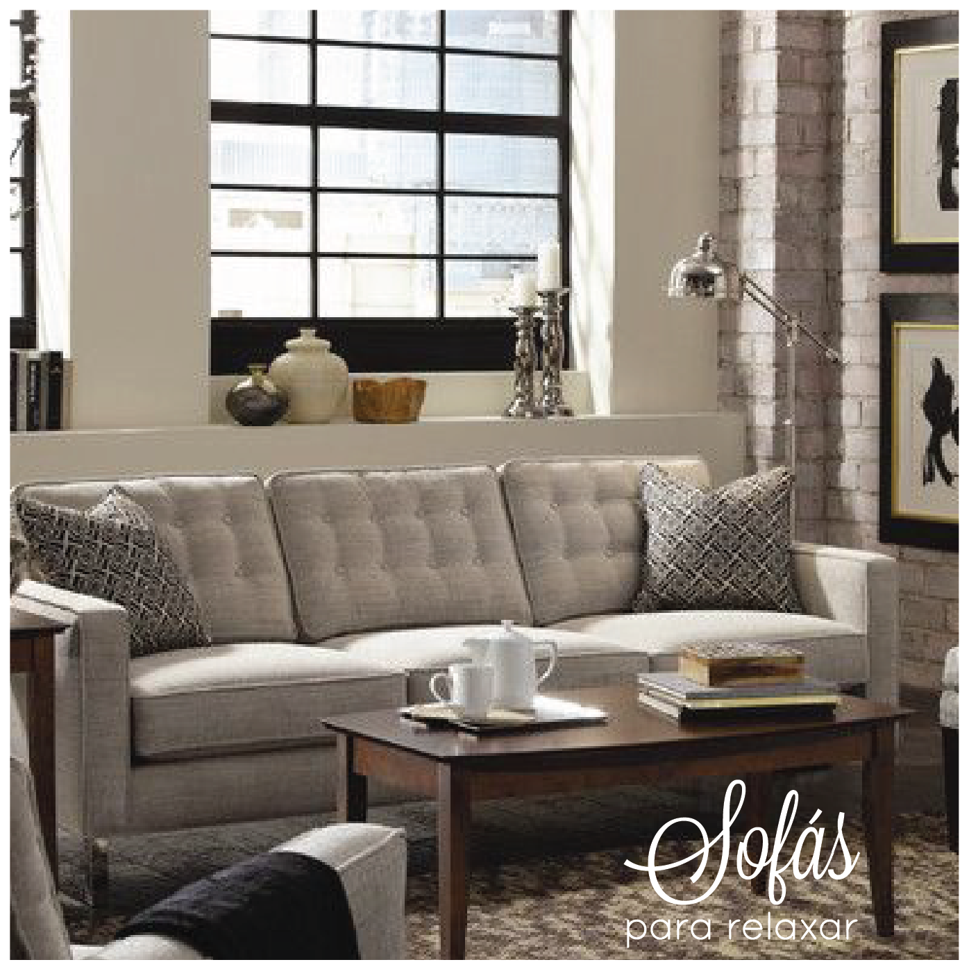 Casa das amigas sof s para relaxar casa das amigas for Casas de sofas en madrid