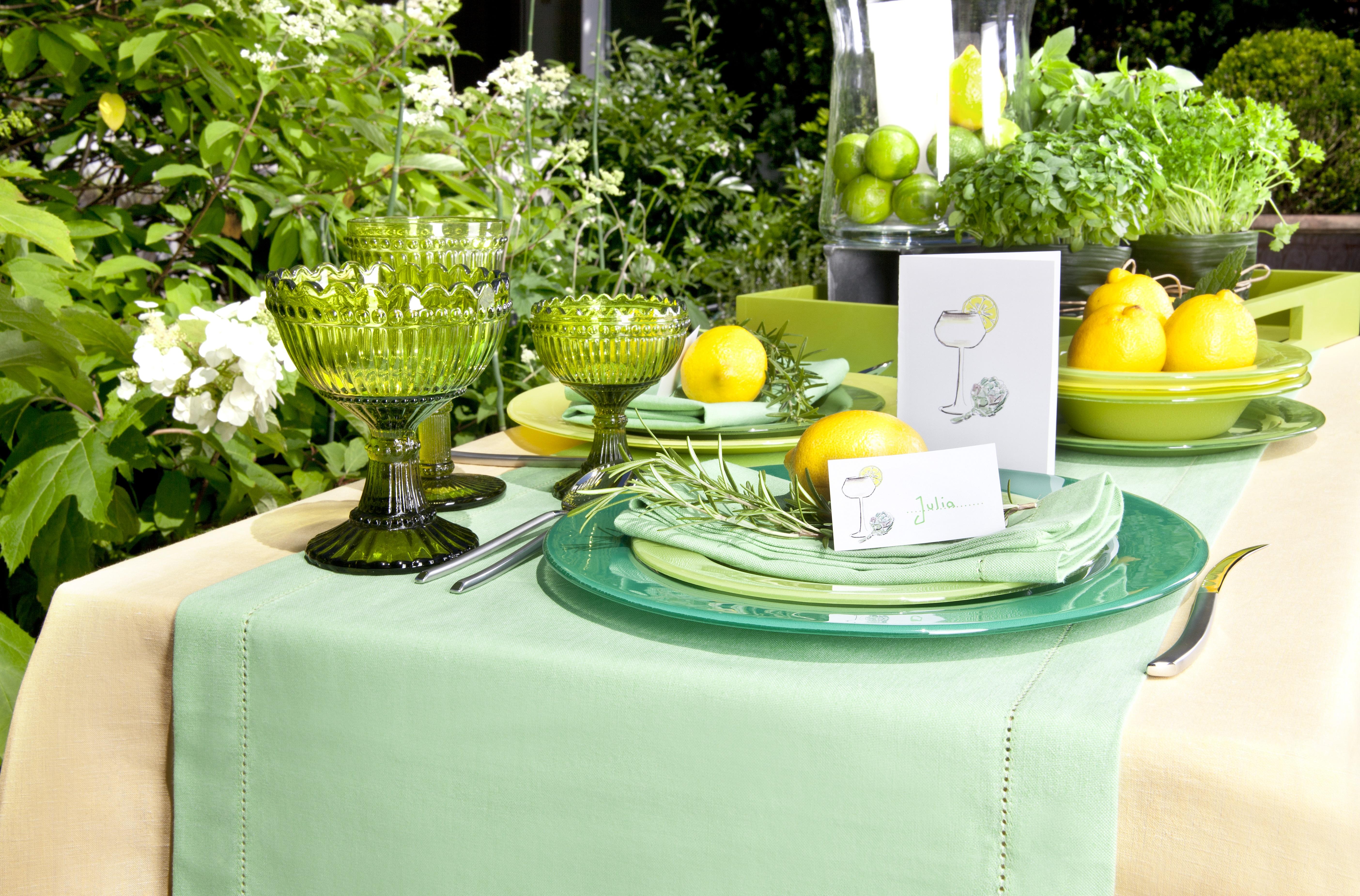Casa das amigas verde - Piatti colorati ikea ...