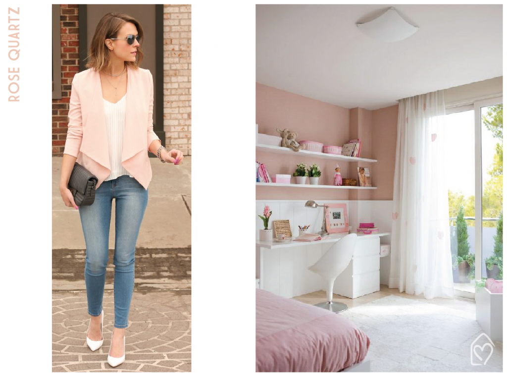 pantone 2016, cor rose quartz, fashion decor
