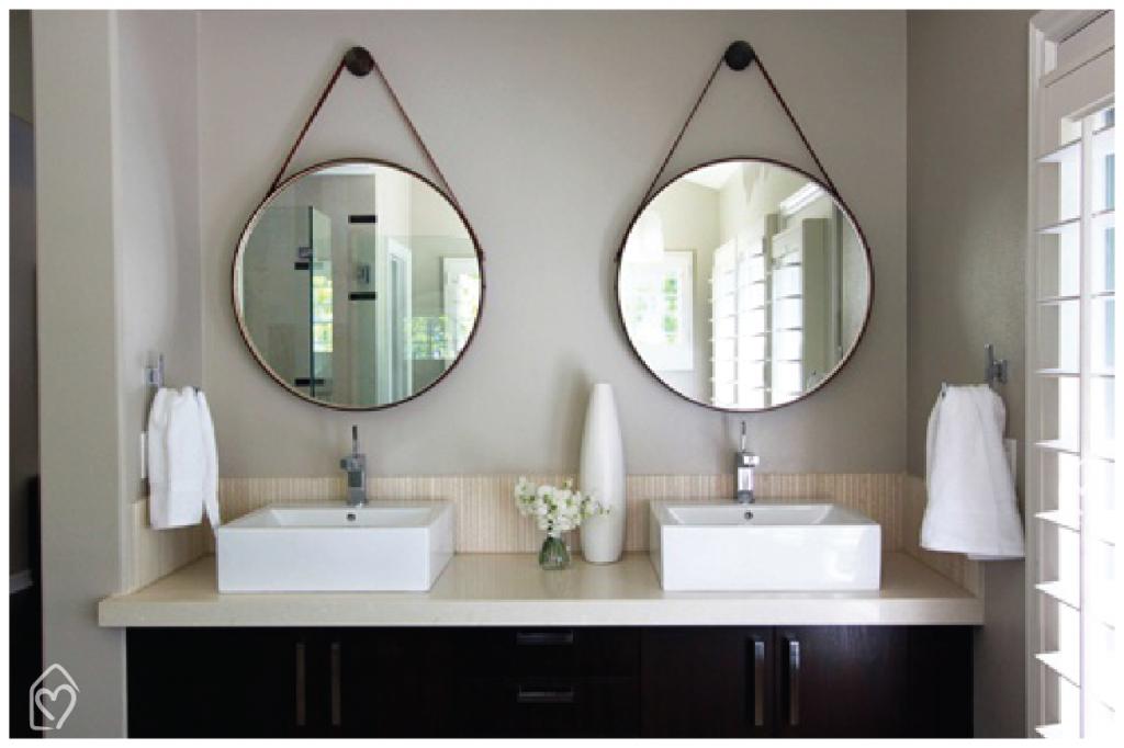 Casa das amigas espelho adnet for Espejo circular
