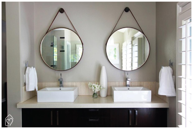 Casa das amigas espelho adnet casa das amigas - Decorar pared con espejos redondos ...
