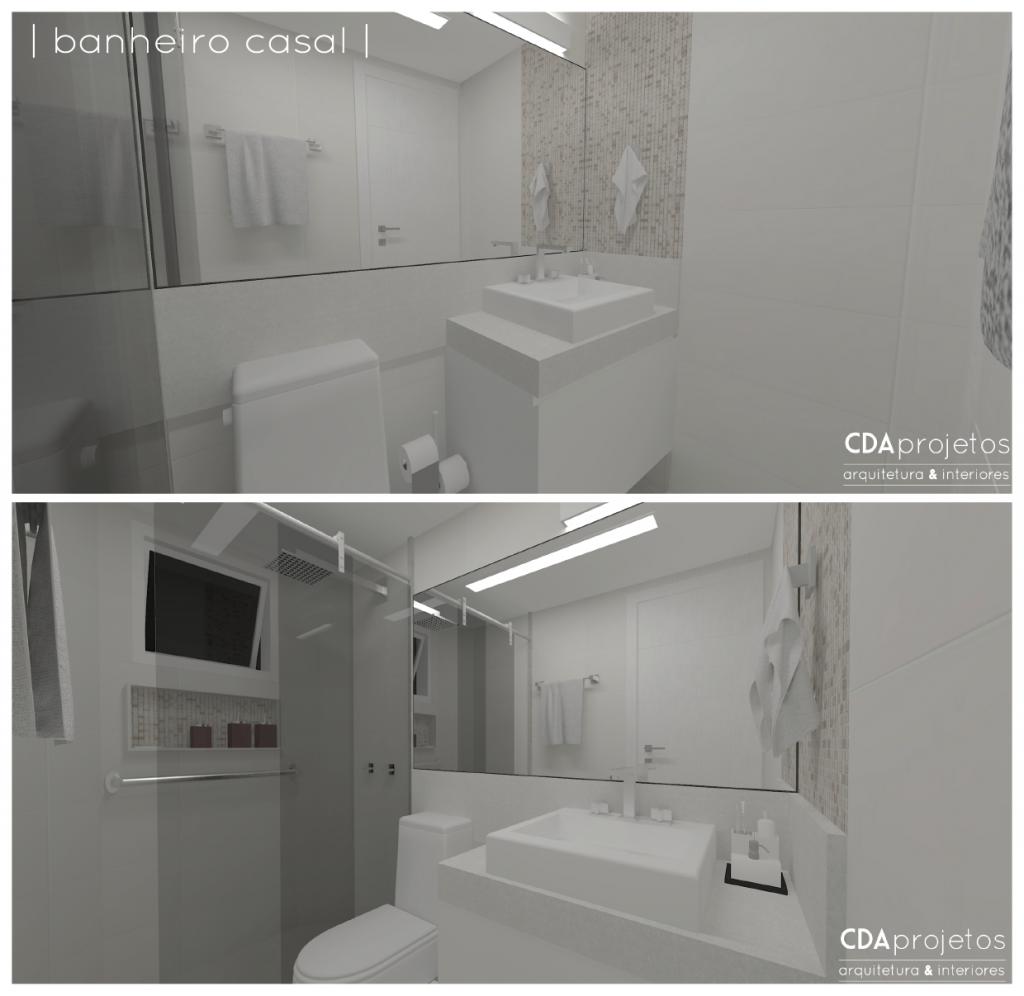 Casa das Amigas Banheiros neutros CDA projetos Casa das Amigas #696762 1024 996