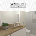 Banheiro JA | CDA Projetos