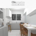 Cozinha JA | CDA Projetos