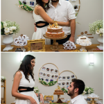Noivado Cami e Jacob { decor }