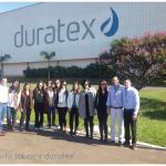 Visita fábrica Duratex
