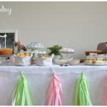 Café da tarde de aniversário | Kin's bday