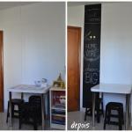 DIY – como fazer uma parede de lousa