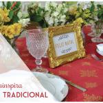 #cdainspira: mesa posta Natal tradicional