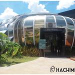 Hachimitsu – doceria com decor industrial em Londrina