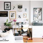 Apartamento estiloso e clean para inspirar