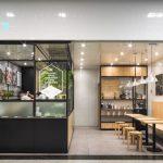 Comida saudável e lugar lindo: Tasty Salad Shop!