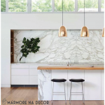 7 ideias para usar mármore em casa