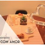 #cdainspira Café cheio de amor