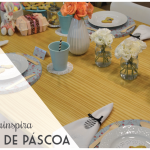 #cdainspira Café da tarde em clima de Páscoa
