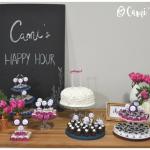 Cami's happy hour – aniversário de 29 anos