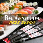 Flying Sushi: sushi em São Paulo