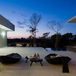 Casas de campo revestidas com Castelatto