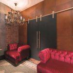 Revestimentos da Castelatto que empoderam salas modernas e aconchegantes