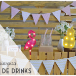 #cdainspira Mesa de drinks