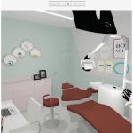 Consultório colorido | CDA projetos