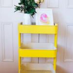 Transforme o mobiliário apenas com as tintas