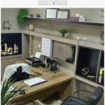 Consultório masculino: antes x depois | CDA projetos
