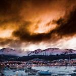 Contando as horas pra lua de mel: Ushuaia!