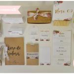 Casamento Cami e Jacob – papelaria