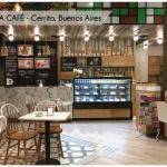 Cafeteria descolada em Buenos Aires: Alma café