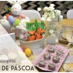 #cdainspira Mesa de doces para Páscoa
