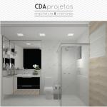 Banheiros com personalidade | CDA Projetos