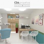 Consultório Odontológico | CDA Projetos