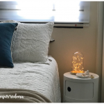 Abajur perfeito para quarto estilo Pinterest