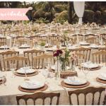 Casamento Cami e Jacob – mesa convidados + mesa noivos